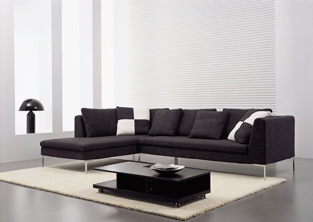 Bernard sectional sofa, furniture