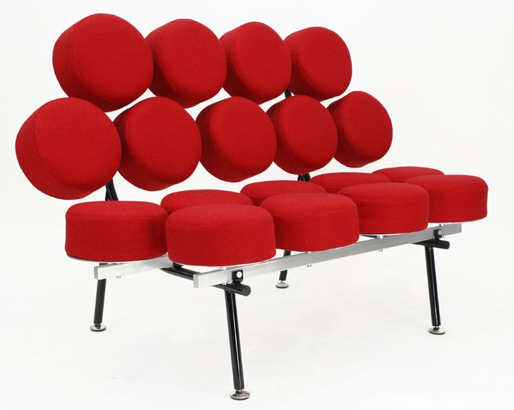 Button sofa fabric