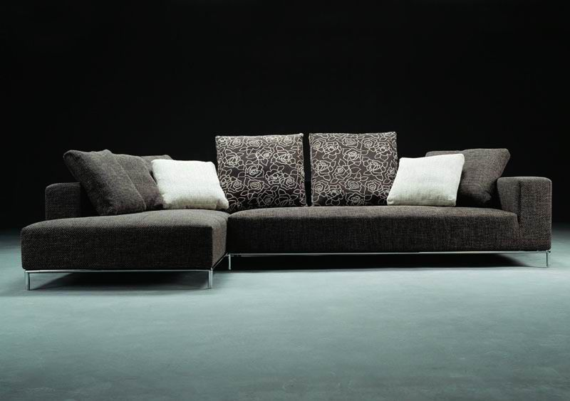 Cielo modern sectional sofa
