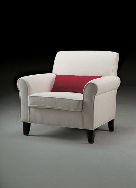 Evita arm chair sofa