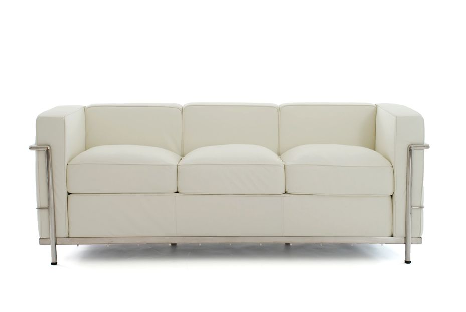 LeCorbusier three seater sofa