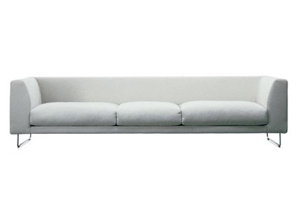 Lowboy sofa three seater sofa