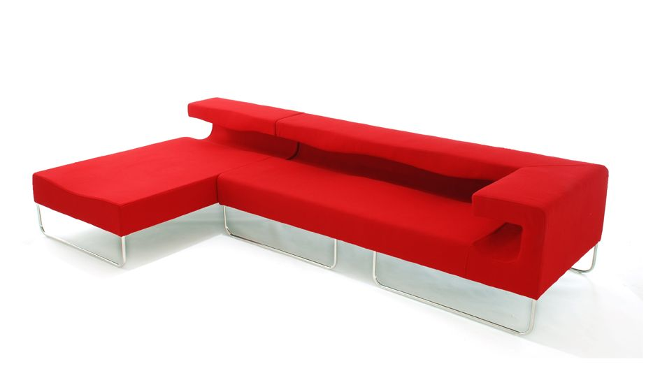 Lowseat sofa