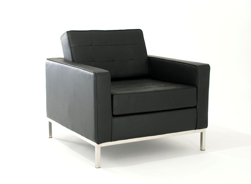 Noll-leather armchair sofa