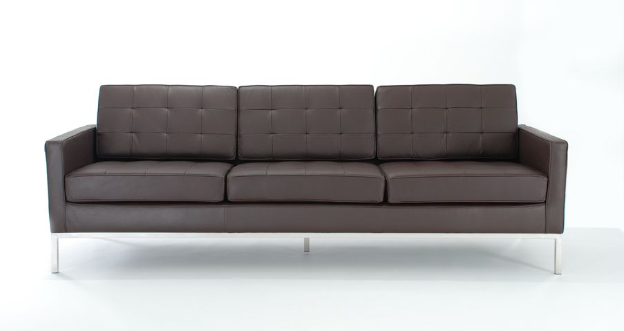 Noll three seater sofa