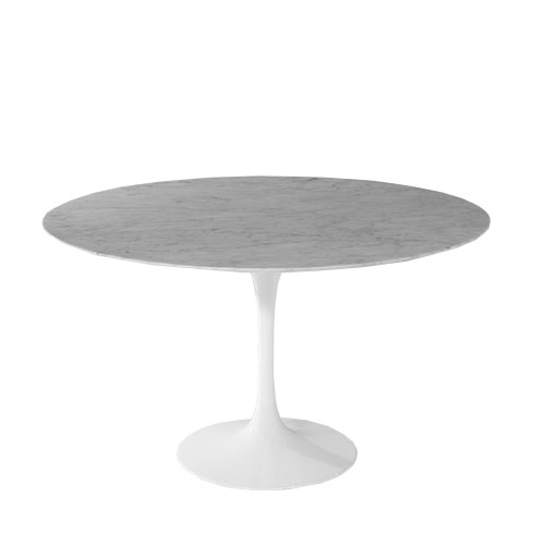 Flor Dining Table - Marble