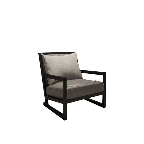 Janus lounge chair