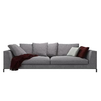 Concetto Sofa three seater at KMPfurniture.com