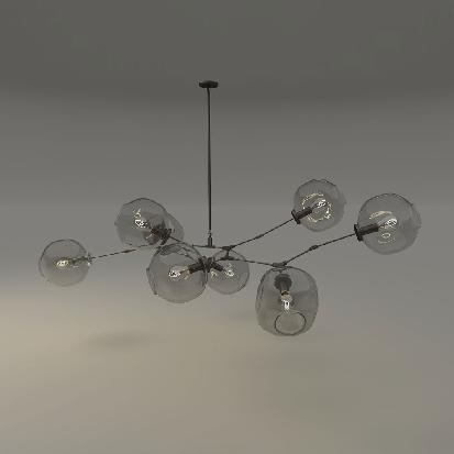 Bolle Pendant Light at KMPfurniture.com