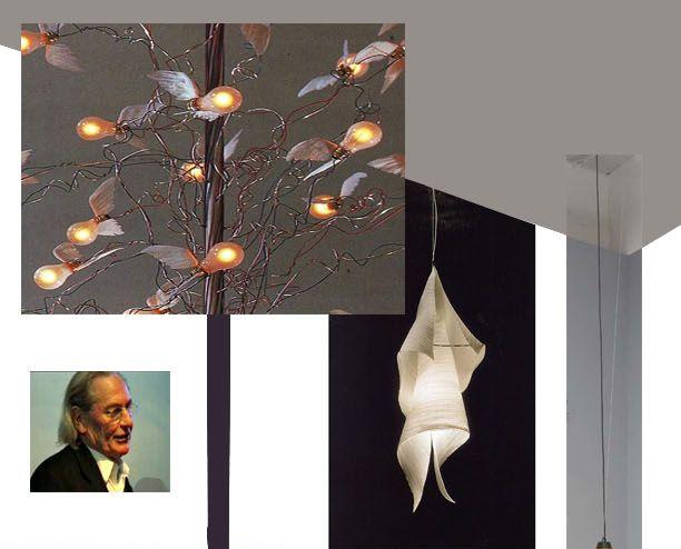 Ingo Maurer. Ingo Maurer Wing Light