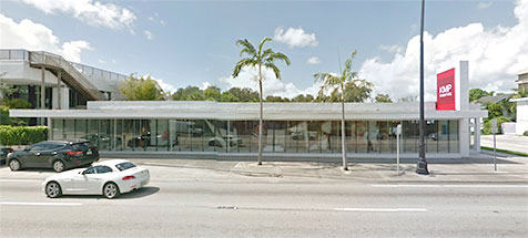 KMP Furniture Biscayne Blvd Showroom