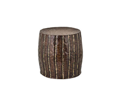Malawi Copper Stool