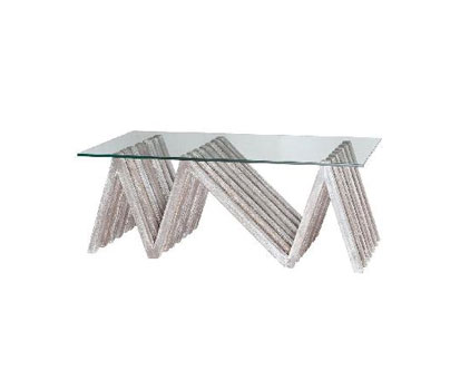 Zeta Glass coffee table