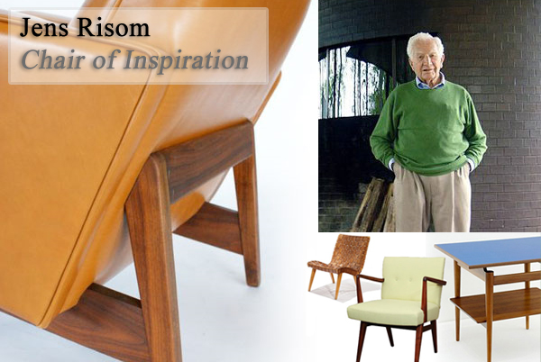 Jens Risom, Chair of Inspiration<br>-148