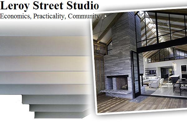 Leroy Street Studio Economics Practicality Community<br>-160