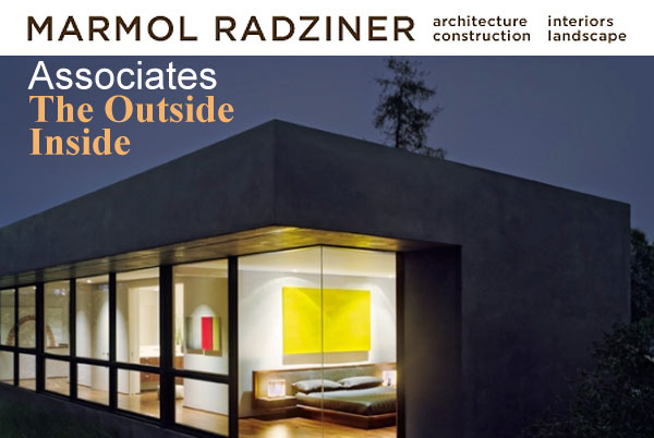 Marmol Radziner Associates The Outside Inside<br>-169