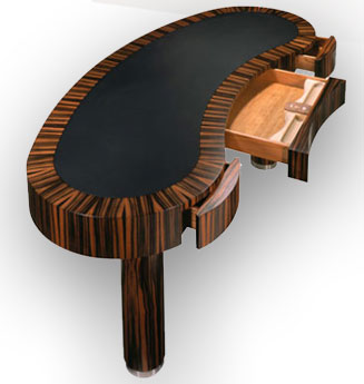 Eco recycle table KMP Furniture