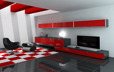 Living Room Furniture Arrangement on Modern Furniture Combined With Good Interior Design  Create Atmosphere