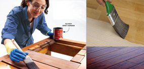 Environmentally Friendly Furniture and Floor Finishes