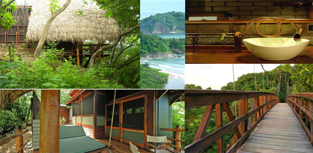 Eco Luxury, Lodges