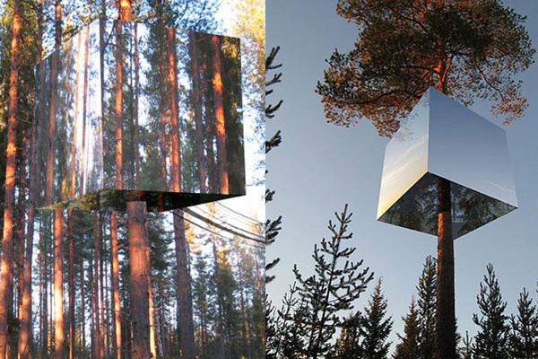 Modern Hotels Tree House Hotels Architectural Hotels Usa