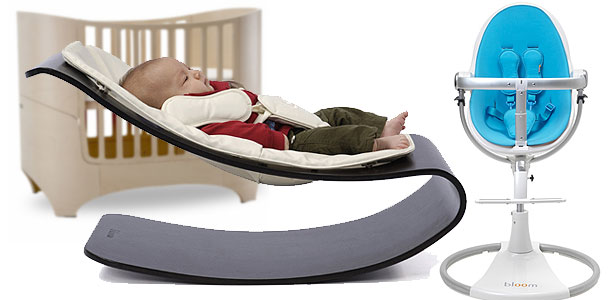 Modern Design With Baby