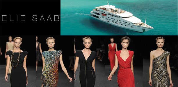 Elie Saab Adds Yachts and Hotels to His Design Profile